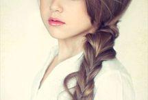 cute wave hair