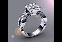 Diamond Engagement Rings - short movie clips & pictures