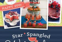 Star Spangled Watermelon Summer / The Star Spangled Banner turns 200 this year! To celebrate watermelon and our national anthem as two all-American icons, we've created a Star Spangled Watermelon page - bursting with summertime inspiration! www.Watermelon.org/StarSpangledWatermelon