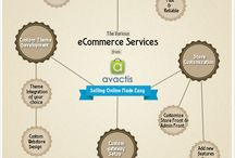 Infographic from Avactis / Your Visual Guide to All About Avactis