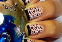 NAIL IDEAS / by Charity Kittle