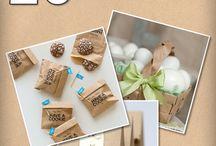 Brown paperbag ideas