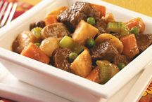 Stew and Soup Recipes