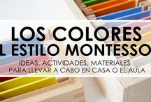 los colores- juegos
