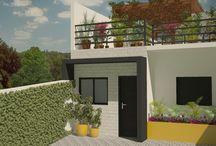 Projeto de Reforma - Arquitetura e Interiores - Residência N&J