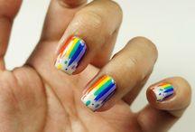 Nails, Nails, and More Nails! / by Laura Johnson