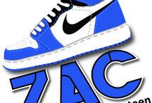 Sneaker theme Bar Mitzvah