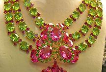 All Pink & Green / by Linda Miller-Favorite Things