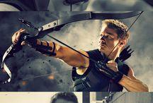 Clint Barton  Hawkeye