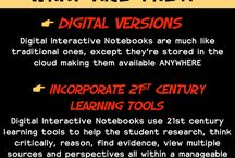 Interactive Digital Notebooks