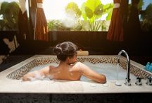 Black Sand Spa / Spa at The Royal Purnama