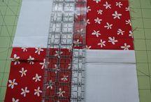 Quilt patterns/Quiltmönster