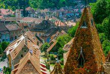 Városok, falvak