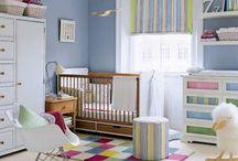 Ideas for baby nursery / by Breanna Shafer
