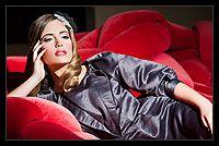 Colección Femme Fatale TEN IMAGE / Una línea de maquillaje inspirada en la mujer fatal. Línea de maquillaje Ten Image profesional de Cazcarra invierno 2011.