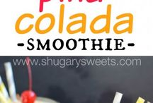 Smoothies and lemonades / Smoothies