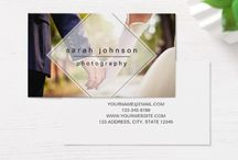 Photographer Business Cards / Customizable one sided and two sided business card templates for photographers and photography businesses. We will showcase a wide range of wedding photographer business card designs, portrait photographer business cards and general photographer business card designs.