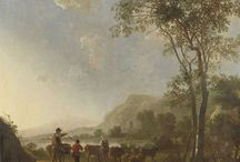 Dutch Masters - 2 - Aelbert Cuyp / The Golden Age of Dutch landscape paintings