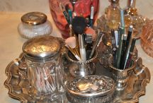 Perfume Bottles and Salt and Pepper Shaker Collections