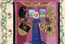 15th century womens belt
