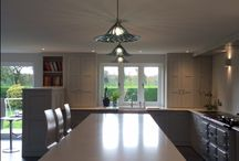 Open Optic Lights / Product images and in situ images of the Open Optic glass pendant light - http://rothschildbickers.com/products/open-optic/