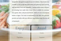 Clean eating/paleo  / by Love Marquardt