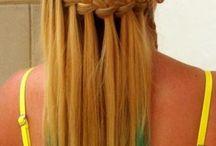 hair<3 / by Mackenzie Morris
