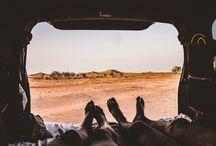 Vanlife - Quotidien sur la route et astuces / La vie en van nous a happés. Voici des photos et articles qui nous inspirent et nous donnent envie de reprendre la route...