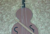 hudební nástroje