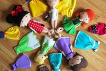 In The Hoop Embroidery Designs - Dolls