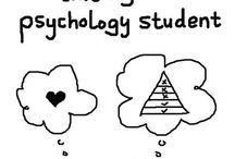 the life of a psychology student