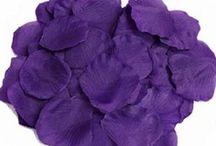 1000 petales de soie violettes,petales de fleur,decoration table mariage fetes ceremonie