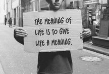 Not a Pedestrian Life / a way of life, a title, and a wonder: this is not a pedestrian life.