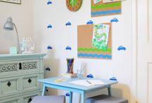 Dětský pokoj-chlapec / Kidsroom-Boy