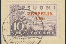 Stamps, Finland