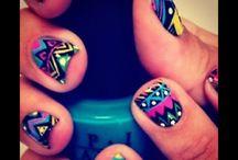 Ebonydubexxx / Nails
