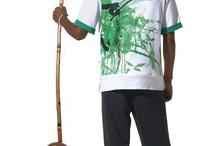 Capoeira shirts for men
