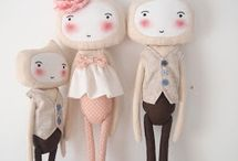 Dolls - Soft Dolls & Rag Dolls / Soft dolls and Rag Dolls #softdoll #ragdoll