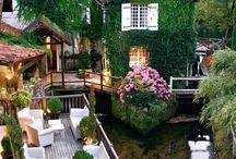Giardini e Balconi... / in cerca di progetti per arredare giardini, balconi... e orti