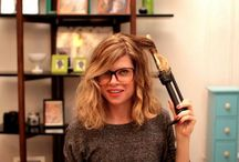 """hair  / """"How to"""" hair styles. From easy few minute hairdos to extravagant celebrity styles. This board also includes tips and how to's on taking care of your hair, etc / by Megn Parker"""