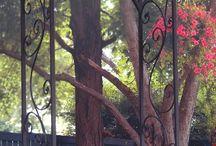 jardin metal