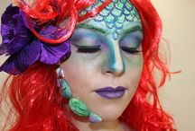 Theatrical Costume and Make Up