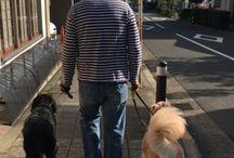 らーズ / 仲良くお散歩
