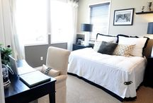 House:office guest room