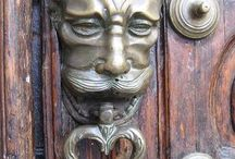 kopogtatók /door knockers