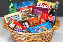 Gift Baskets! / Creative gift baskets to send to everyone!