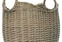 Basketry - shape and construction
