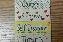 Character traits  / by Kristine Reifsnyder