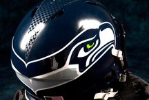 Seattle Seahawks! / by Jill Adams Stebbins