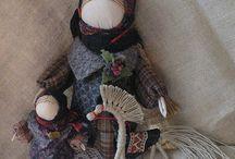 Народная кукла